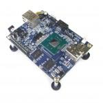 Minnowboard Max : ordinateur embarqué avec processeur Atom Double-Coeur