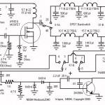 Amplificateur QRP HF simple à base d'IRF510