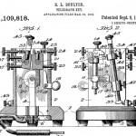 Brevet clef Morse projet G3YUH