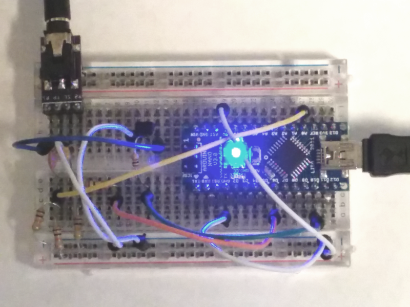 TNC Arduino