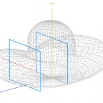 Antenne Yagi avec éléments repliés