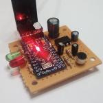 Nicola Cimmino - Décodeur CW Arduino