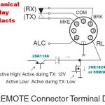 Conseils pour connecter un ampli linéaire sur le Kenwood TS-590 et TS-990 par JG1GVX