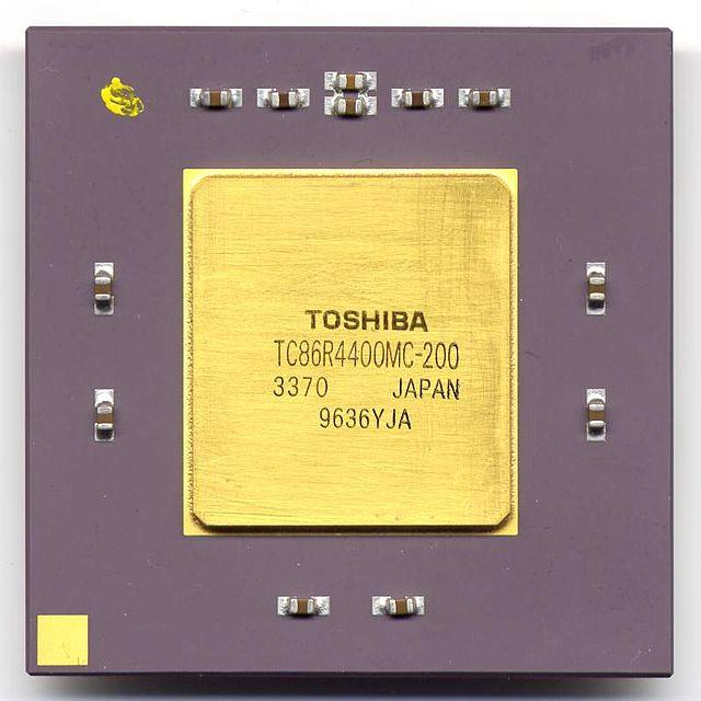 Toshiba MIPS 4400