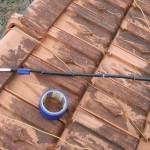 Antenne colinéaire coaxiale 1090MHz
