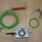Antenne Zeppelin (end-fed) multibandes par PA3HHO