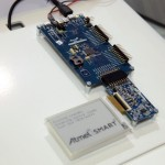Atmel SAM L21 (Photo Ars Technica)