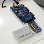 Nouveau micro-contrôleur Atmel avec une autonomie sur piles mesurées en dizaines d'années