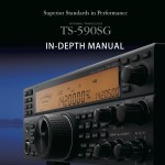 TS-590SG In Depth Manual