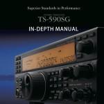 Manuel technique détaillé du Kenwood TS-590SG