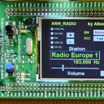 ARM Radio par I2PHD réception Europe 1
