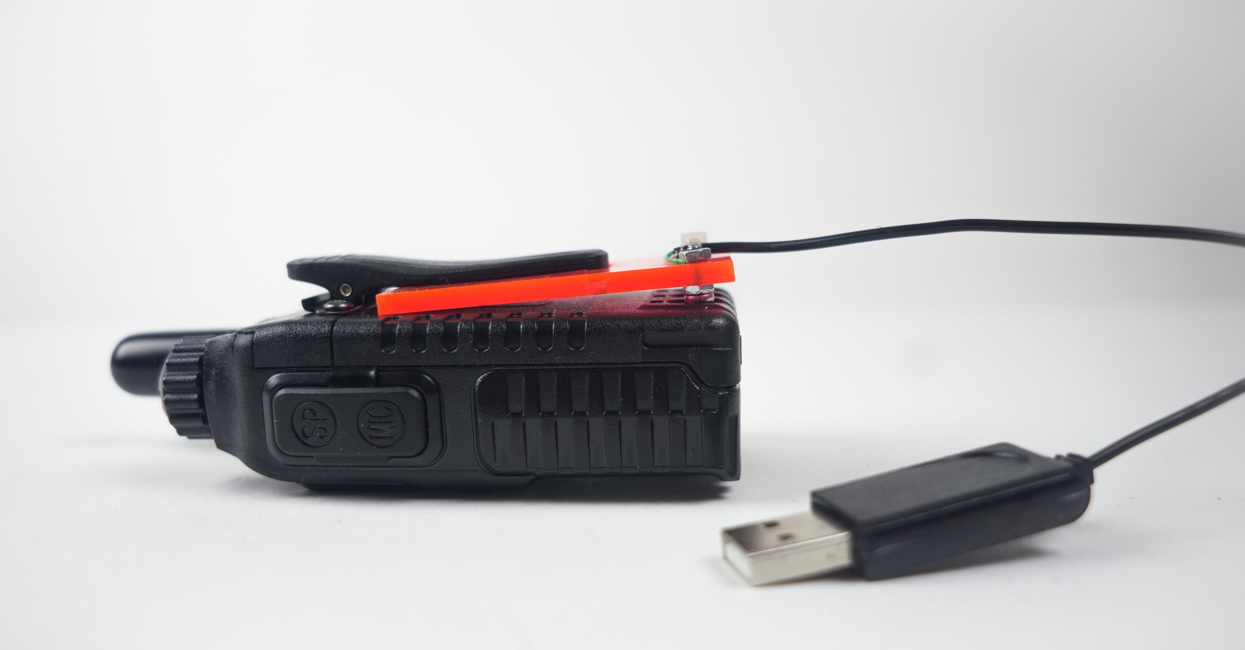Chargeur USB pour Baofeng UV-3R