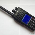 Modification d'une radio DMR bon marché pour envisager les modes D-STAR, P25 et System Fusion
