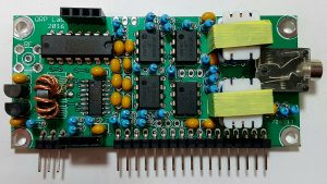 Récepteur SDR I/Q QRP Labs G0UPL